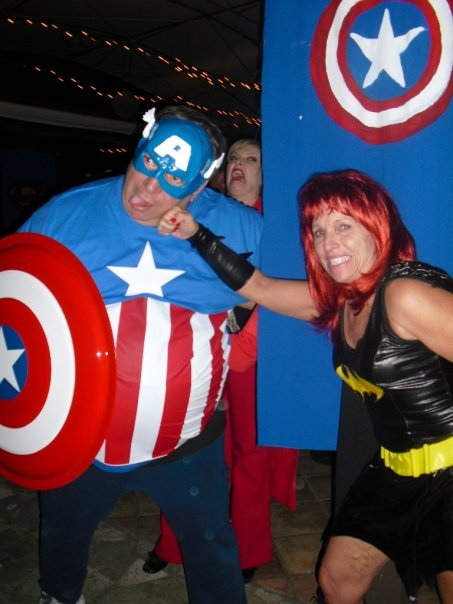 Little known fact.  Captain America really died from clogged arteries.