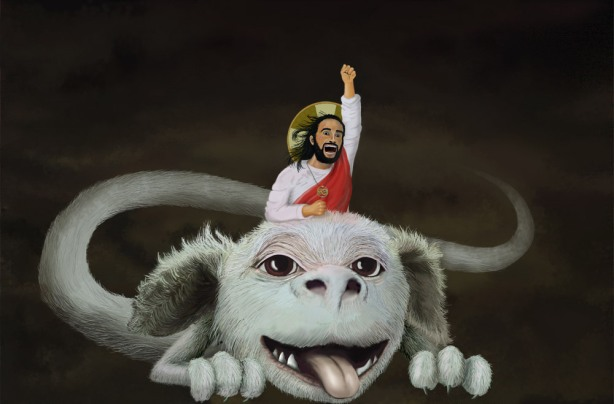 I swear I found this on accident and was not looking for JesusFalkor.